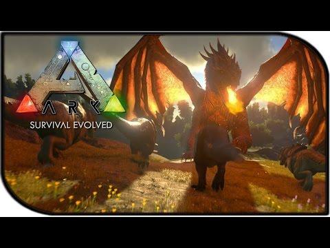 Ark Survival Evolved Folge 2   Häuschen Bauen