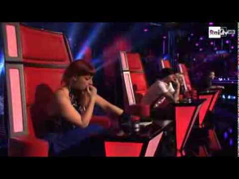 The Voice of Italy 2014 - Tommaso Pini (Blind Audition)
