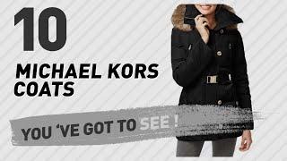 Michael Kors Coats, Best Sellers Collection // Women Fashion Designer Shop