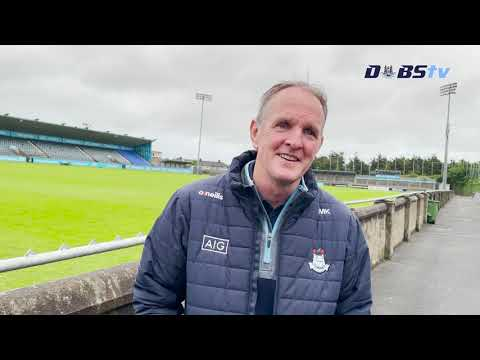 Mattie Kenny looks ahead to Leinster Quarter Final against Antrim