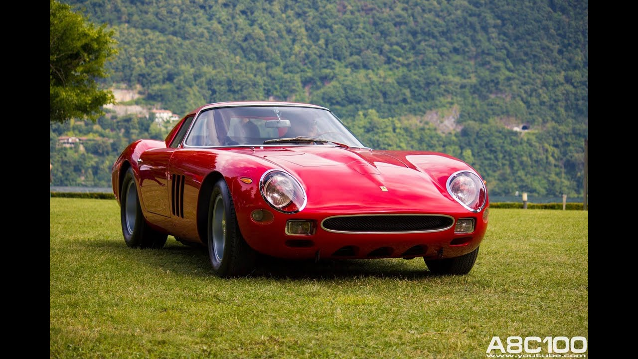 $52mln Ferrari 250 GTO '64 - Driving Scenes!! - YouTube