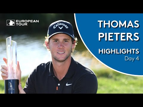 Czech Masters: Thomas Pieters becomes first two-time champion at Albatross