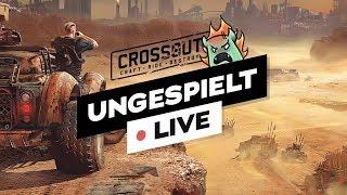 Crossout mit der Crew | ungespielt