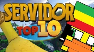Minecraft : TOP 10  SERVIDORES DE SKYWARS PIRATA 1.7/1.8/1.9/1.10/1.11/1.12