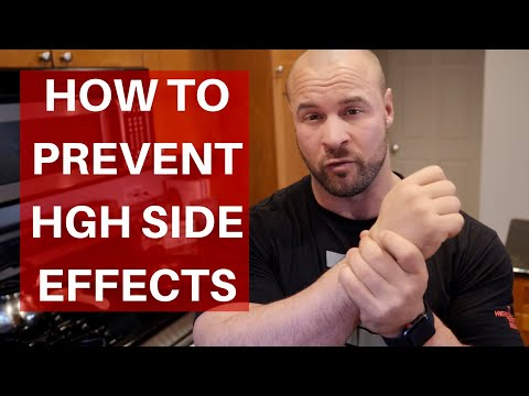 HOW TO PREVENT HGH SIDE EFFECTS
