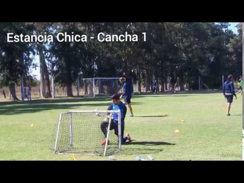 Entrenamiento de Gimnasia y Esgrima La Plata - Martes 20/3/18