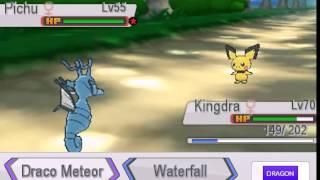 Pokemon Zeta/Omicron Found Shiny 2 Not Again! D: