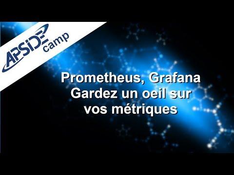 Prometheus, Grafana : gardez un oeil sur vos métriques