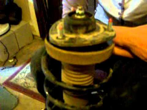 Video 2 Honda Odyssey 2007 Strut Steering Problem Youtube