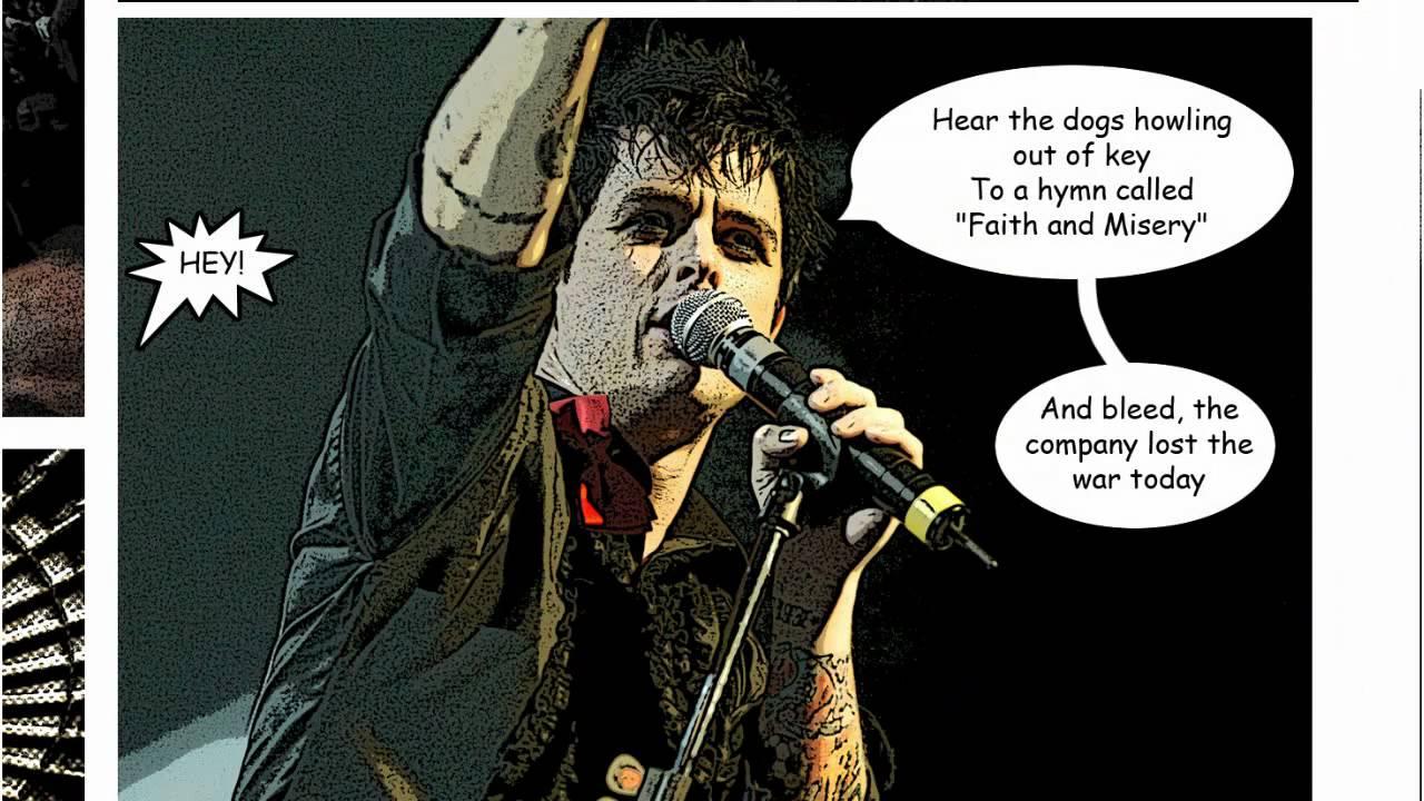 Green Day - Holiday lyrics