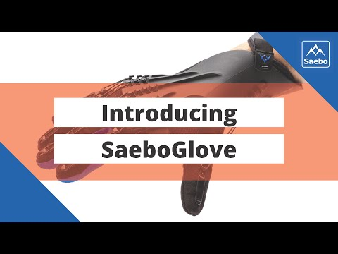 Introducing the SaeboGlove - A lightweight, low-profile hand recovery glove  for stroke survivors