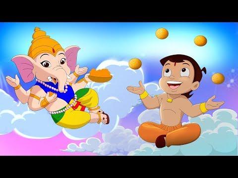 Chhota Bheem - Laddoo Chorr Pakda Gaya! | Ganesh Chaturthi Special Video