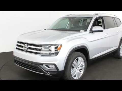 2019 Volkswagen Atlas Kennesaw GA Atlanta, GA #K16124
