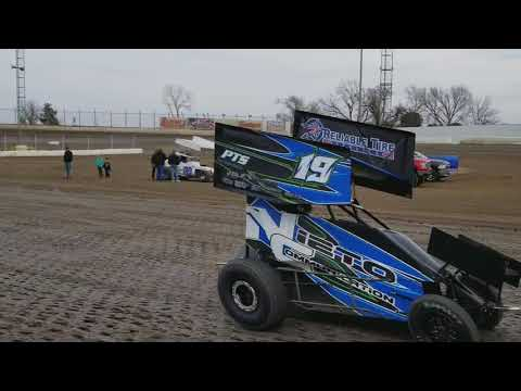 Test Day Kennedale Speedway 2.3.18