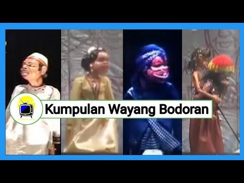Best Of The Best Wayang Golek Bodoran