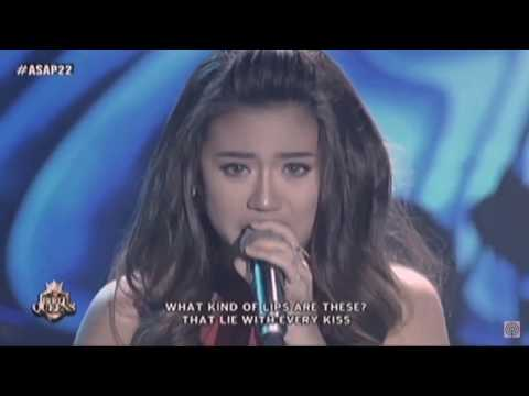 WHAT KIND OF FOOL (AM I)- MORISSETTE AMON