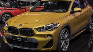[Look This] BMW X2 brings a sporty look to crossover lineup