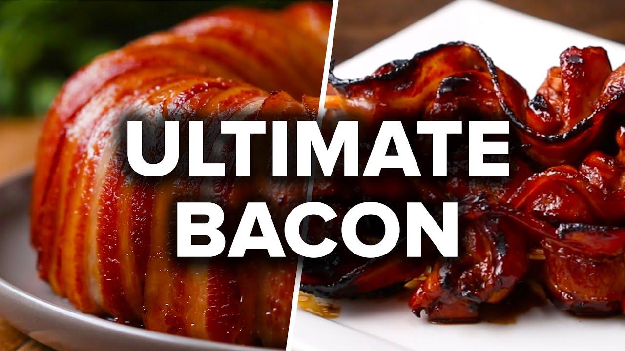 Ultimate Bacon Recipes Youtube