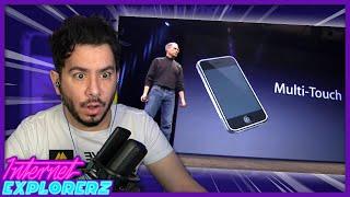 MINDBLOWING iPhone Announcement Live Reaction - Internet Explorerz