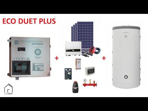 Kotły Elektrodowe EcoPower