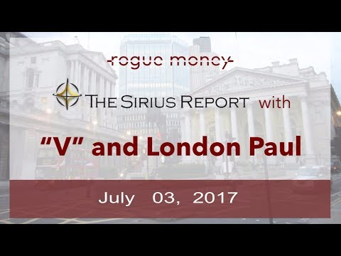 The Sirius Report with London Paul (07/03/2017)