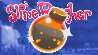 slime rancher lava dust and largo creation let s play slime rancher gameplay