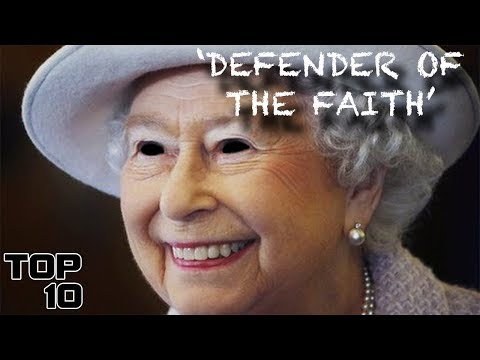Top 10 Scary Queen Elizabeth Facts