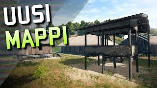 UUSI MAPPI! - Pelataan Playerunknown's Battlegrounds Suomi (PUBG)