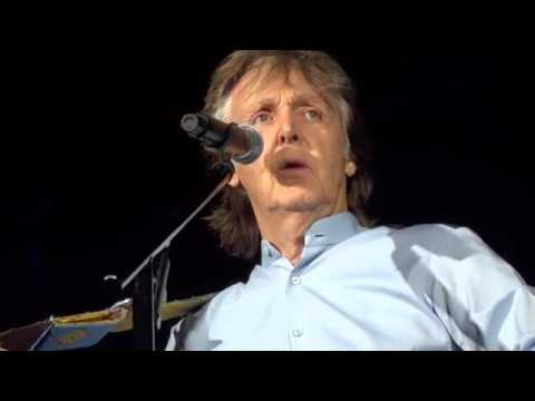 Paul McCartney - Here Today (São Paulo - Brazil - 15/10/2017)