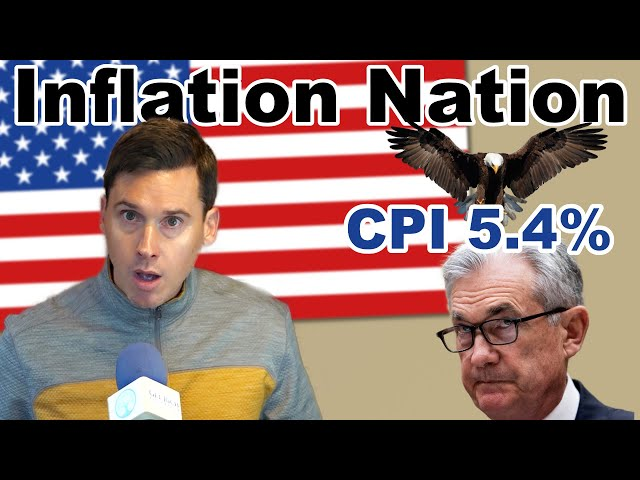 America Is Now Inflation Nation   Soaring Wages and Prices