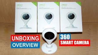 360 SMART CAMERA  |  CHEAPEST & BEST CCTV CAMERA  |  HD CAMERA  |  UNBOXING OF 360 SMART CAMERA