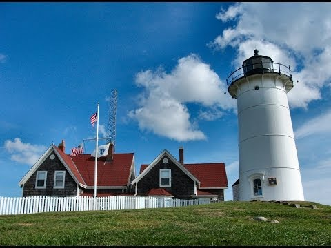 In My Footsteps: Cape Cod - Nobska Lighthouse