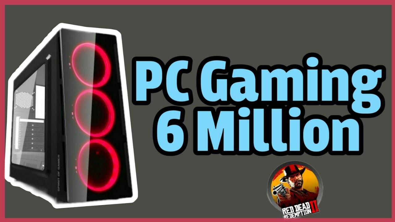 ارخص تجميعة Pc في الجزائر تشغل Rdr2 ب 6 ملايين الى 8 5 مليون Youtube