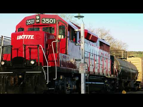 How Loctite Pulled a Train Using Only Adhesive
