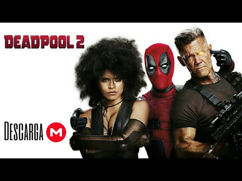 Deadpool 2 (2018) Pelicula completa en español Latino HD1080P