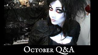 Horror, Pink, Pumpkins, and Boobs - Q&A! | Black Friday