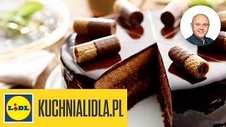 Tort czekoladowy sen - Paweł Małecki - przepisy Kuchni Lidla