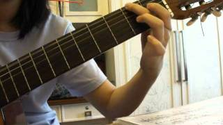 Munajat Cinta - The Rock Fingerstyle Guitar