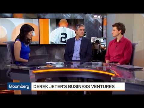 STOPit CEO Todd Schobel on Bloomberg Business to Discuss Derek Jeter Turn 2 Foundation Partnership