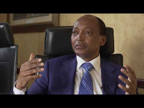 Dr Patrice Motsepe  Sunday Times Top 100 Companies Lifetime Achiever 2017