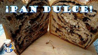 Receta Pan Dulce (mantecol, chocolate, dulce de leche)