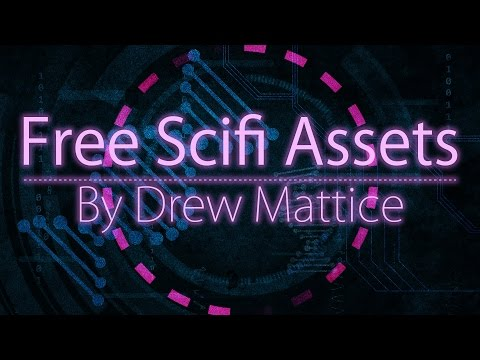 FREE SciFi Assets Pack!