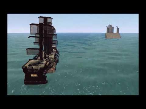 Age of Sail Tournament Episode 6: Odysseus vs. Black Current
