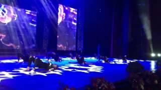 "Память (The memory) contemporary dance ""Inju Marjan"" music:Ludovico Einaudi"