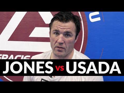 Let's examine Jon Jones, USADA, positive drug tests and a 15 month punishment.