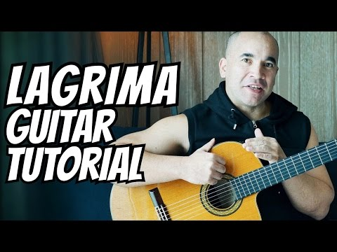 Lagrima | Francisco Tarrega | Classical Guitar Tutorial | NBN Guitar