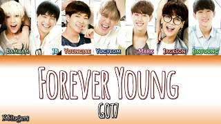 Watch it with spanish subs/míralo con subs en español: https://youtu.be/jw4-2pafta0 twitter: https://twitter.com/ksingers1 got7 - forever young | sub (han ...