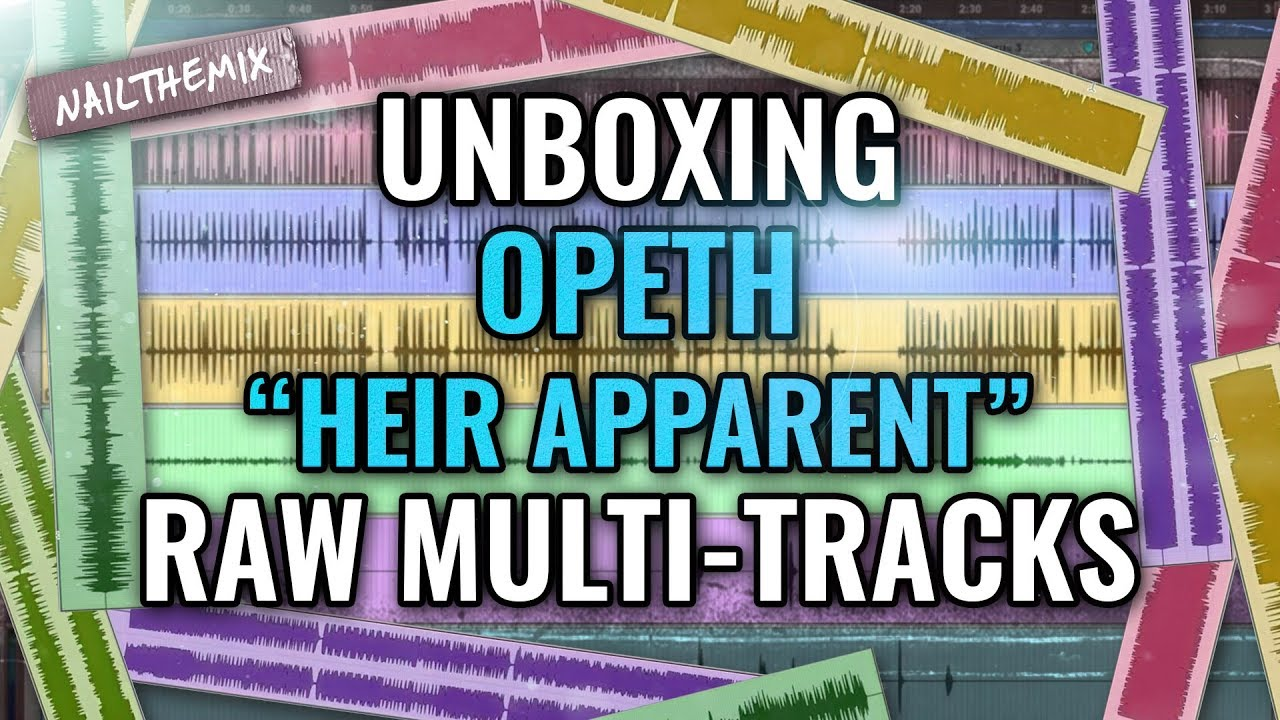 Unboxing Opeth