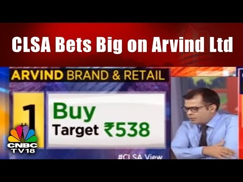 CLSA Bets Big on Arvind Ltd | Here's all you need to know about Future plans