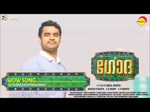 Wow Song | Film Godha | Sithara Krishnakumar | Shaan Rahman | Basil Joseph